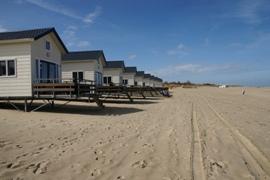 Holland Ferienhaus am Meer